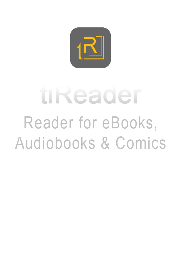 Reader for eBooks, Audiobooks and Comics
